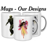 Mugs - Our Designs