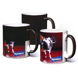 Personalised Mugs - colour change