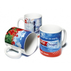 Personalised Mugs - standard